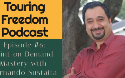 Print on Demand Mastery with Fernando Sustaita